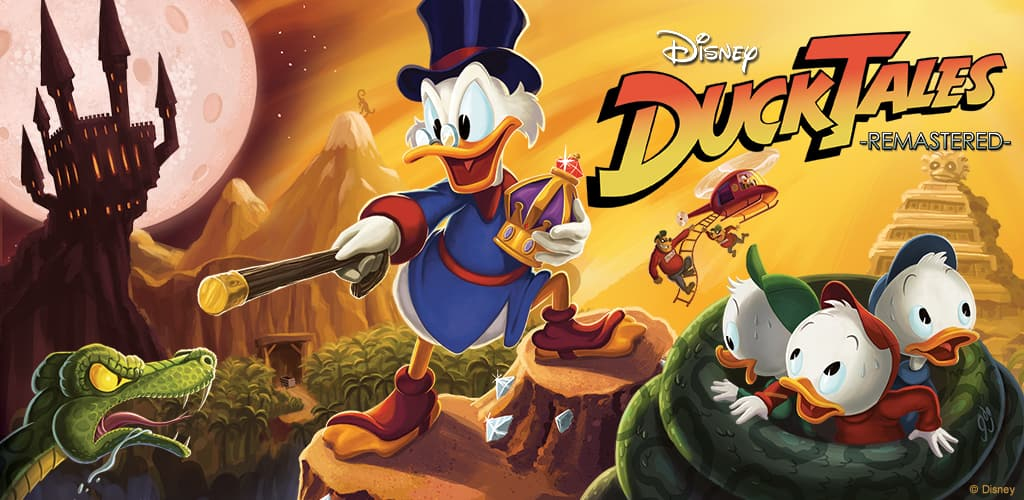 DuckTales: Remastered - FREE at Amazon App Store.