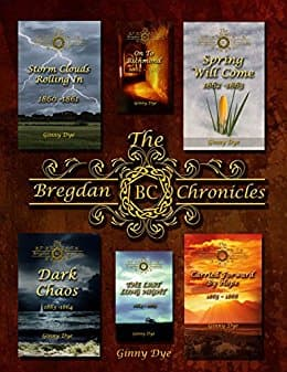 Storm Clouds Rolling In (#1 in the Bregdan Chronicles Historical Fiction Romance Series) by Ginny Dye - Kindle Edition - Free