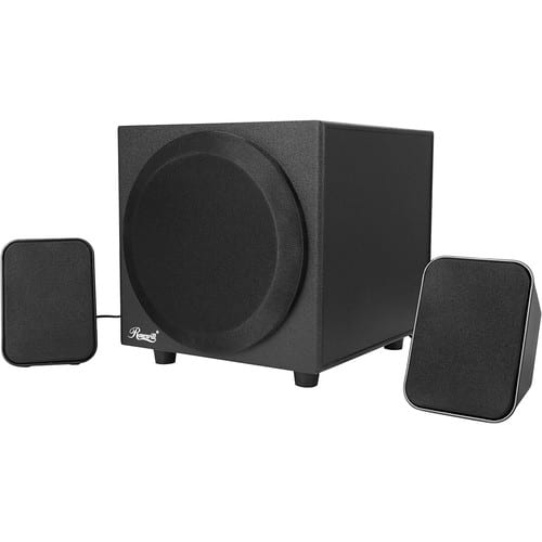 Rosewill BA-001 2.1 Multimedia speaker system, $9.99 after MIR