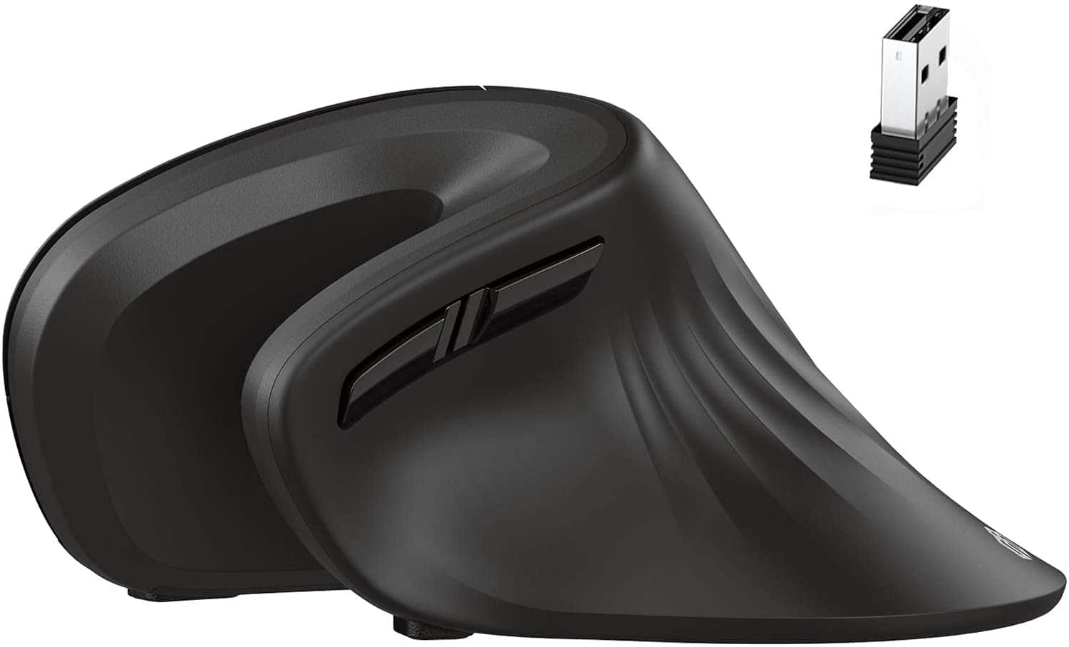 iClever Ergonomic Vertical Wireless Mouse $12.71