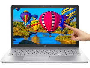 "HP Pavilion 15.6"" HD Touch Intel i7-7500U 3.5GHz 12GB 1TB HDD Win 10 $529.99"