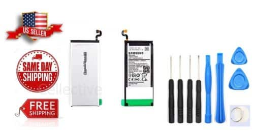 New OEM Samsung Galaxy S6 S7 S7 EDGE S8 S8 Plus S9 Plus Note 5 Battery Original includes kit $7.99