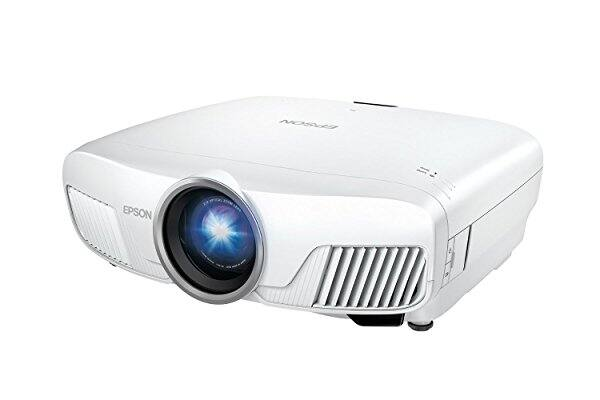 Epson Home Cinema 5040UB 1080p 3D 3LCD Home Theater Projector with 4K Enhancement, HDR and Wide Color Gamut :: $2499