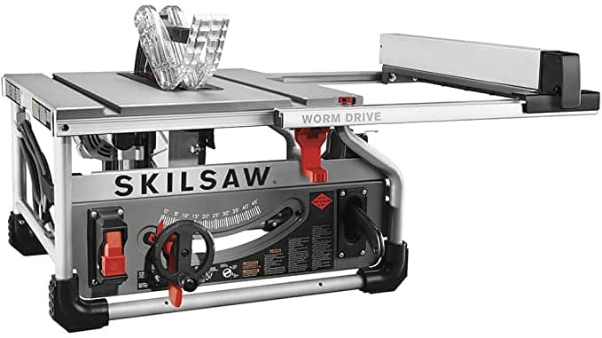"""SKILSAW 10"""" Portable Table Saw, 15 Amps, $301.80"""