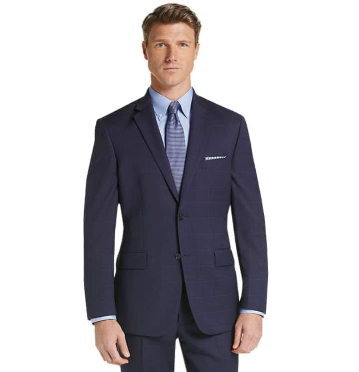 Jos A Bank Men's Clearance Suits (Various Styles)