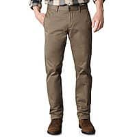 Macys Deal: Dockers D1 Slim Tapered Fit Alpha Khakis $17.59 @macys.com