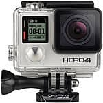 GoPro HERO4 Silver $349.95 + FS @ BuyDig