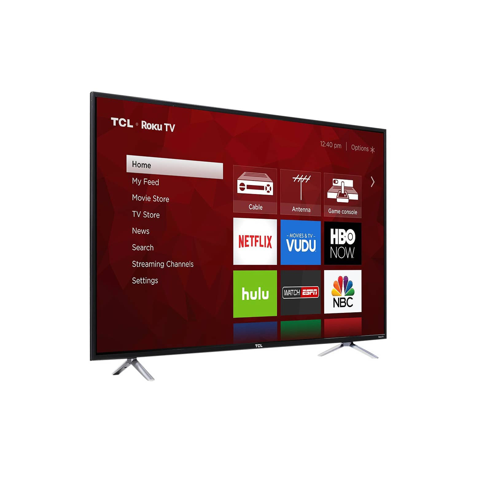"""55"""" TCL 4k UHD Roku TV (model 55S403/55S405) [$369.99 - Costco In-Store] [+15% OFF for CyberMonday on Target.com]"""