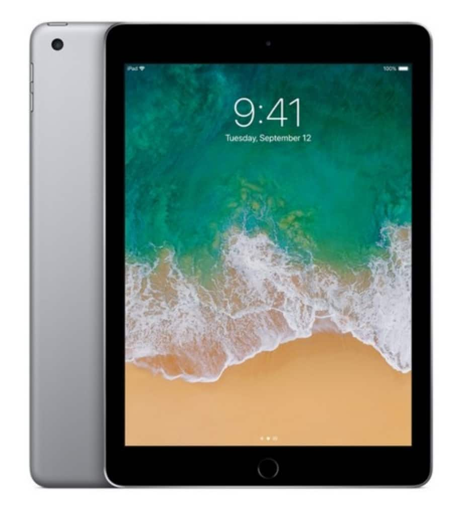 "2017 Apple iPad 9.7"" Wi-Fi Only 32GB - Target - $279.99"