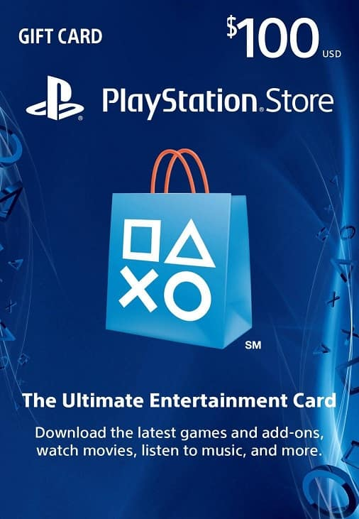 PSN 50 USD GC for $42.99 and PSN 100 USD GC for $85.97