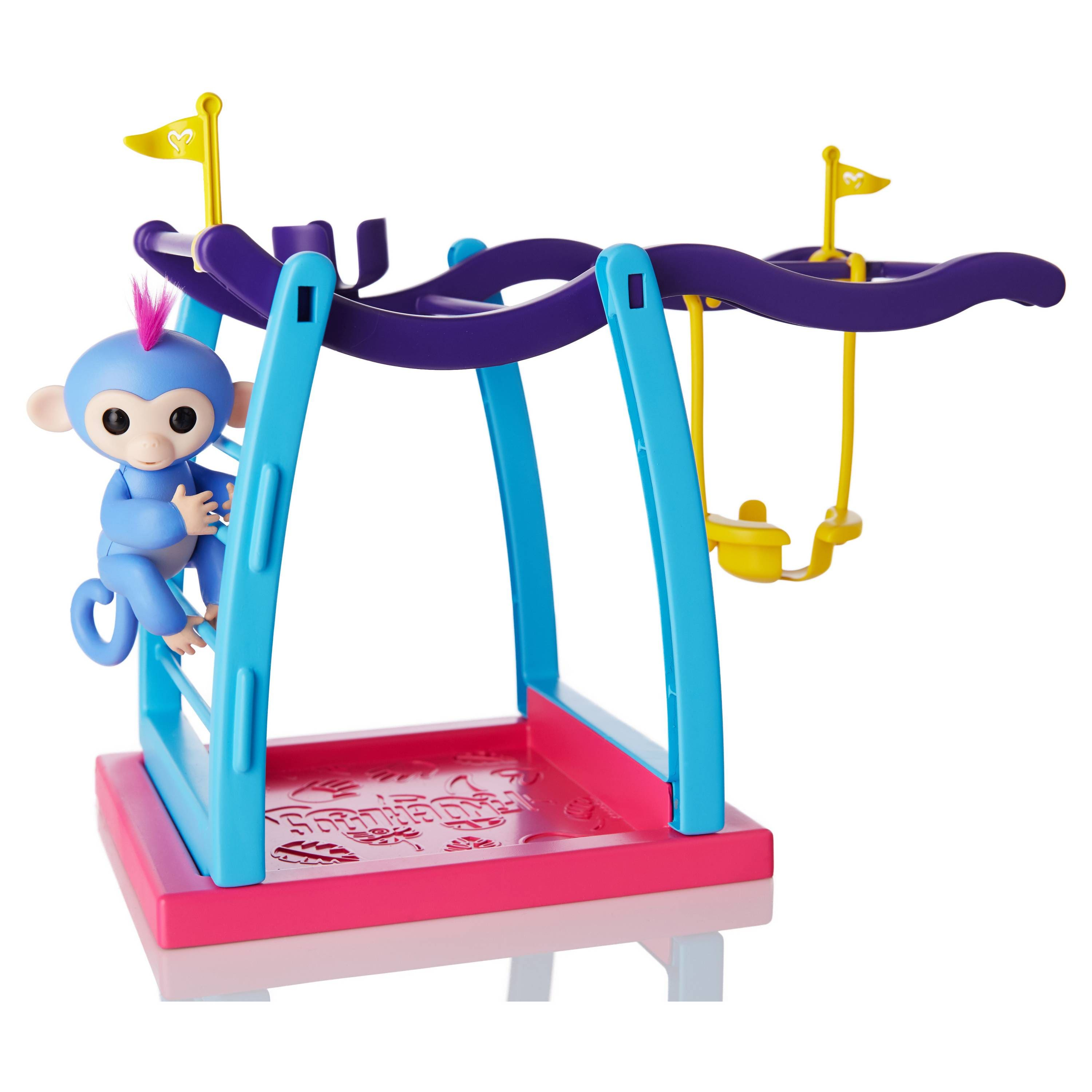 Fingerling Monkey with Monkey Bars & Hammock - TARGET $24.99 FS