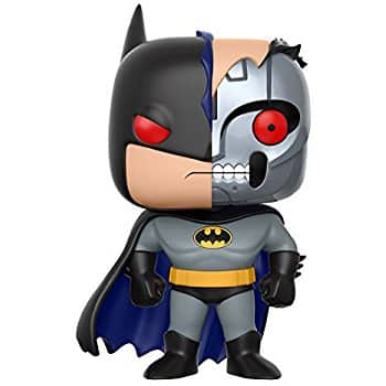 Funko Animated Series Robot Batman Pop Vinyl Action Figure @amazon for $3.38 (69% off) - Addon item