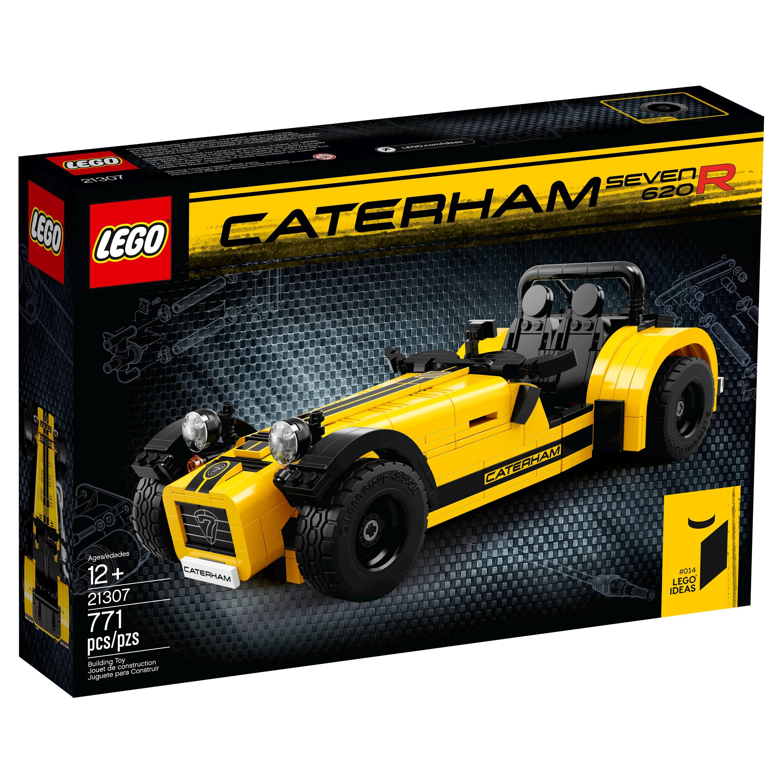 Lego ideas Caterham Seven 620R 21307 @target for $55.99