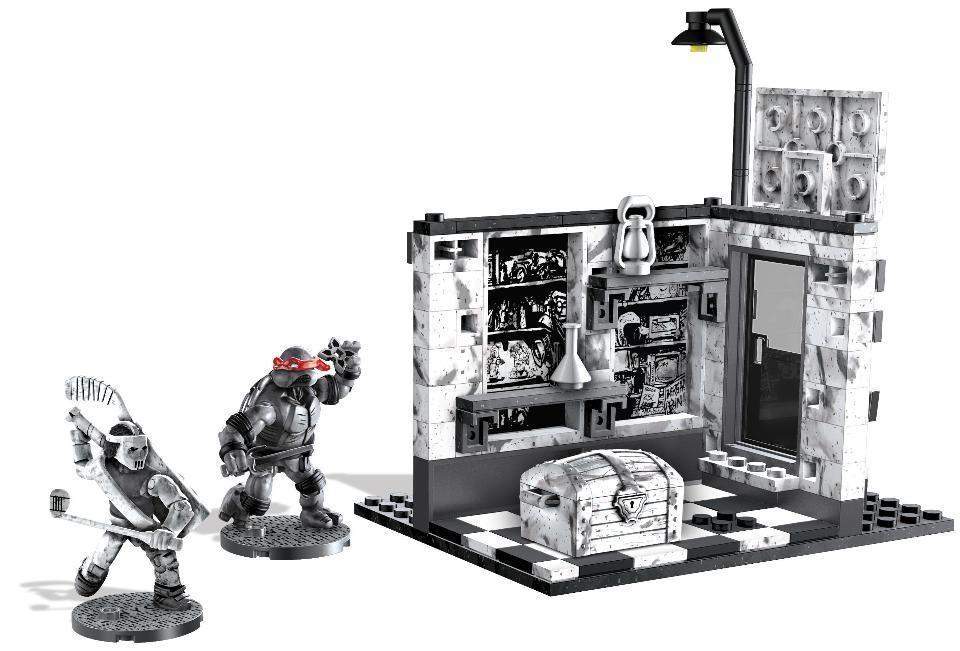 Mega Bloks Teenage Mutant Ninja Turtles Street Showdown at reduced price for $4.19 (79% off) @ebay (ToysRus seller)