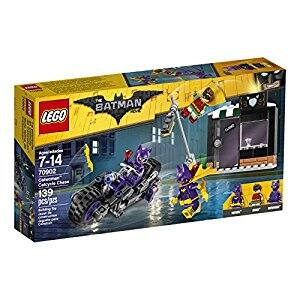 LEGO Batman Movie Catwoman Catcycle Chase 70902 back in stock @amazon for its lowest price 9$ (55% off) from 19.99$ $9