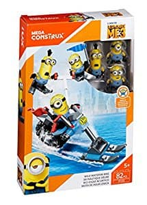 Mega Construx reduced price sets like (few as add-on, few are not as add-on) - Despicable Me Wild Waterski Bike Building @amazon for $3.81 (75% off) from 14.99$ as add-on item
