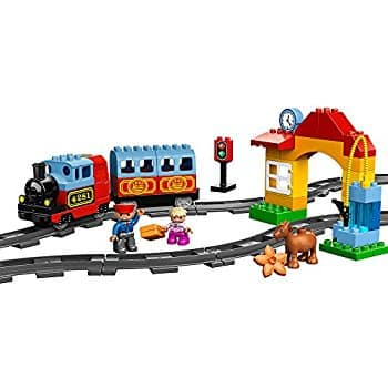 LEGO DUPLO Town My First Train Set 10507 @amazon for $33.74 (25% off)