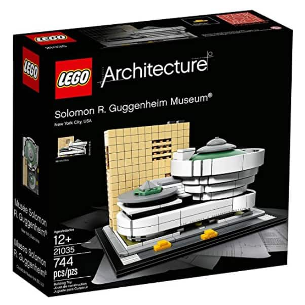 LEGO Architecture Solomon R. Guggenheim Museum 21035 @amazon for $63.99 (20% off)