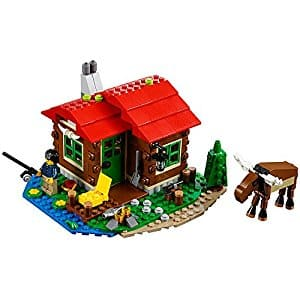 LEGO Creator Lakeside Lodge 31048 Building Toy @amazon for $19.99 (33% off)