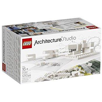 LEGO Architecture Studio 21050 Building Blocks Set @amazon : Used Like New for $118.22  and new $$135.88