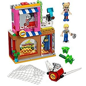 LEGO DC Super Heroes Girls Harley Quinn to the Rescue 41231 @amazon at its lowest for $15.00 (50 % off) from $29.99