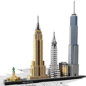 LEGO Architecture New York City 21028 back to $47.99 (20% off) @amazon