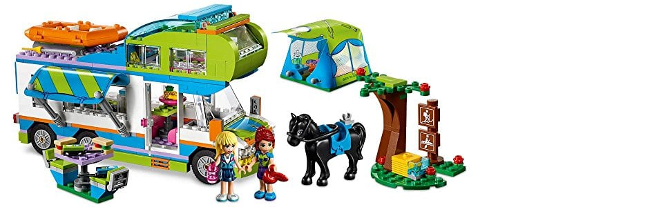 LEGO Friends Mia's Camper Van 41339 Building Kit for $43.99 (20% off) @amazon