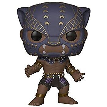 Funko POP! Marvel: Black Panther Movie - Black Panther for $9.99 @amazon available for pre-order