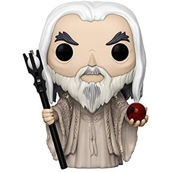 Funko POP Movies The Lord of the Rings Saruman for $4.46 (59% off) @amazon at its lowest price as add-on item