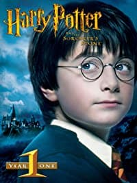 Harry Potter and the Sorcerer's Stone HD movie rent $0.50 @amazon