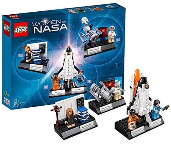 LEGO Ideas Women of Nasa 21312 for $20.97 @amazon