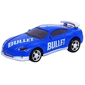 TV RC Pocket Racers Remote Controlled Micro Race Cars Vehicle, Bullet Blue  for $2.60 @amazon as add-on item at its lowest price.