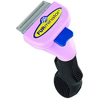FURminator deShedding Tool for Cats for $9.15 (79% off) @amazon at its lowest price as add-on item
