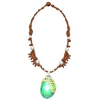 Disney Moana's Magical Seashell Necklace for $7.07 @amazon as add-on item