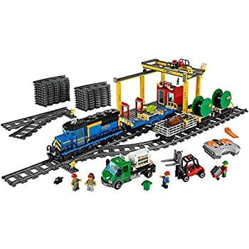 LEGO City Cargo Train 60052 Train Toy for $137.73 (31% off) with further price reduction @amazon. Stock maybe limite at this price.