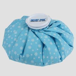 "Relief Pak English Ice Cap Reusable Ice Bag, 9"" Diameter at its Best price $3.75 (38% off) @amazon"
