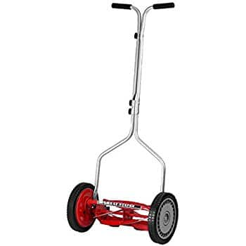 Great States 304-14 14-Inch 5-Blade Push Reel Lawnmower $43.11 (52% off) @amazon