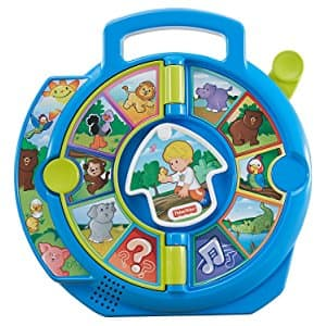 Fisher-Price Little People World of Animals See N' Say Toy at its best price $8.88 (41% off) @amazon