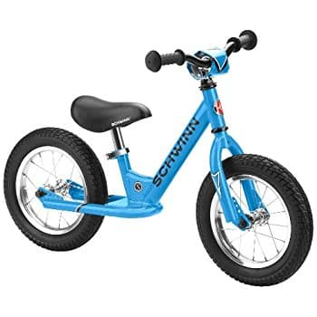 Schwinn Balance Bike, 12-Inch for Reduced price (blue color) $48.17(40% off) @amazon