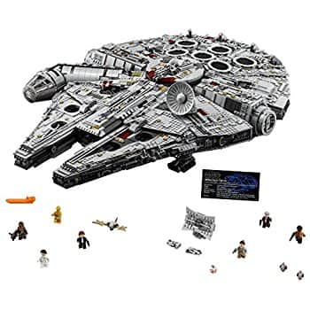 LEGO Star Wars Ultimate Millennium Falcon 75192 back in stock @amazon -  $799.99