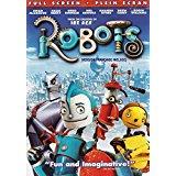 Robots animated movie DVD  $3.74 @amazon