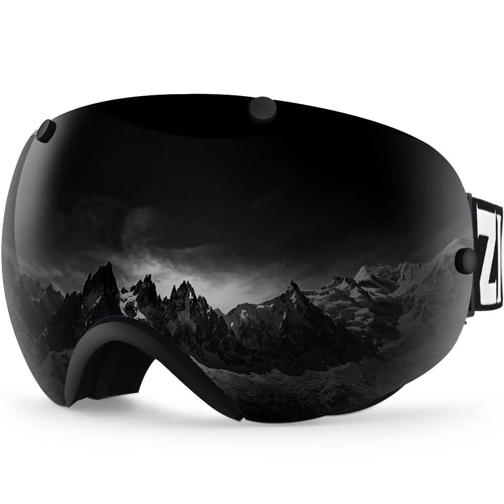 ZIONOR XA Ski Snowboard Snow Goggles from $13.99 @amazon as deal of the day