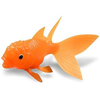 Fred KOI TOY Light-Up Bath Goldfish for reduced price $8.29 @amazon