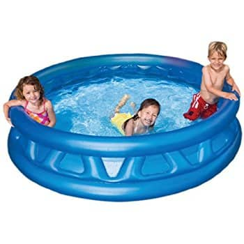 Intex 74x18-Inch Inflated Soft Side Pool at its best price $13.37 @amazon