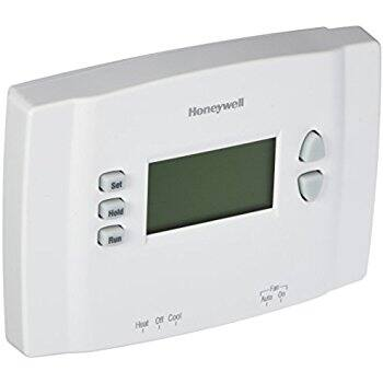 Honeywell RTH2300B1012/E1 5-2 Day Programmable Thermostat at its Best price  $18.22 @amazon