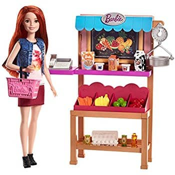 Barbie Grocery Playset  at its Best price  $12.92 @amazon