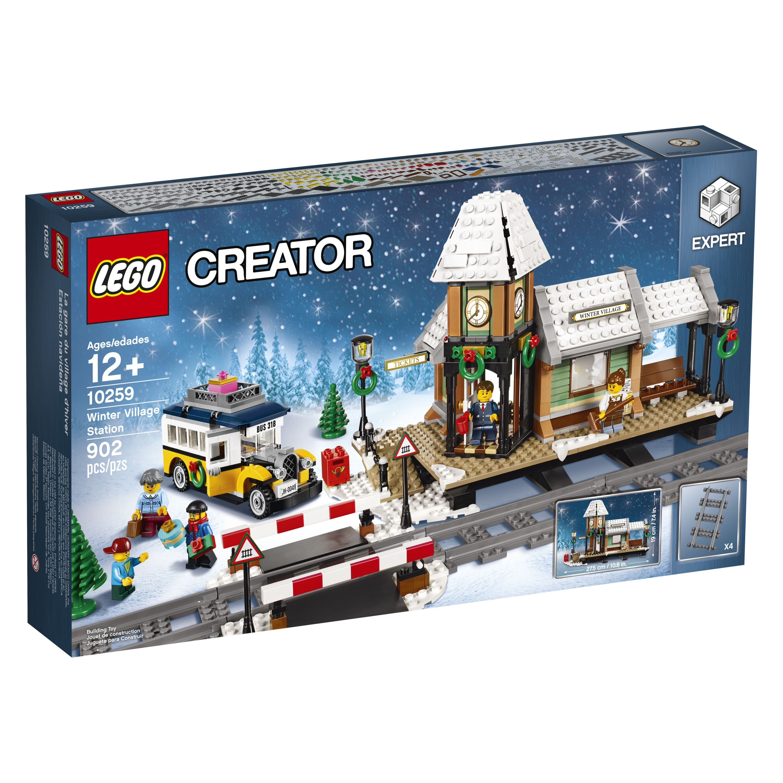 Lego Winter Village Station 10259 for $63.99 @Walmart