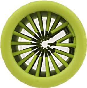 Dexas Petware Mudbuster Portable Dog Paw Cleaner for reduced price (Size: Medium, Green color) for $12.62 (37% Off) @amazon