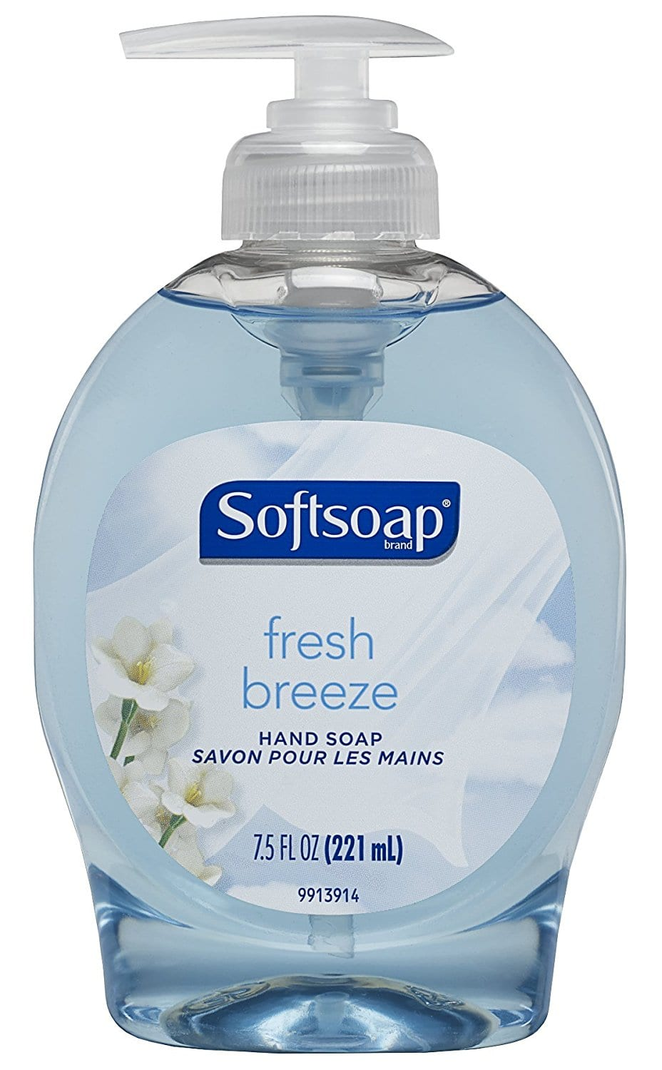 Softsoap Liquid Hand Soap, Fresh Breeze - 7.5 fluid ounce (12 Pack i.e total 90Oz) for reduced price - $11.76 @amazon