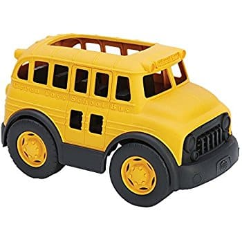 Green Toys School Bus for reduced price $11.66 (38% off) @amazon as lightning deal (ENDS at 5:30PM PST)